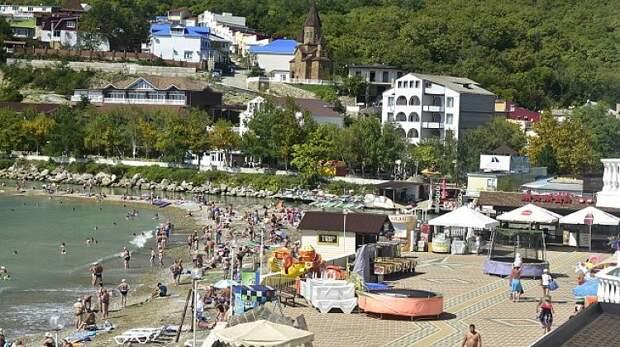 Кубань приняла свыше двух миллионов туристов