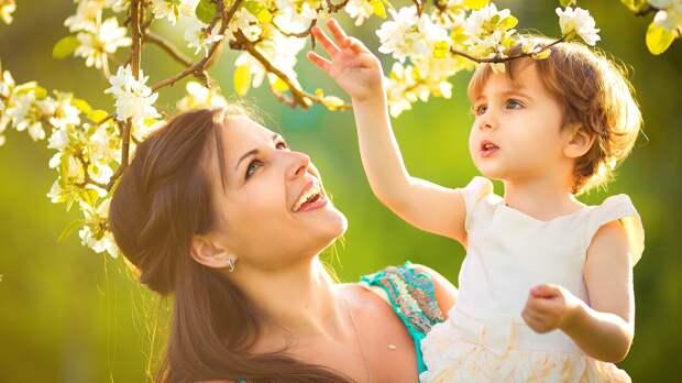 Чтобы ребенок рос здоровым и счастливым - мамин заговор
