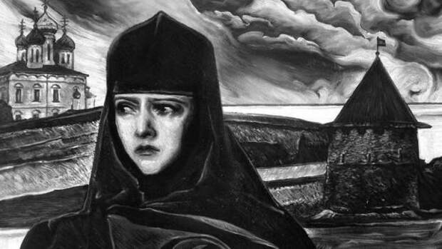 Алёна Арзамасская: страшная судьба монахини, которая стала атаманшей