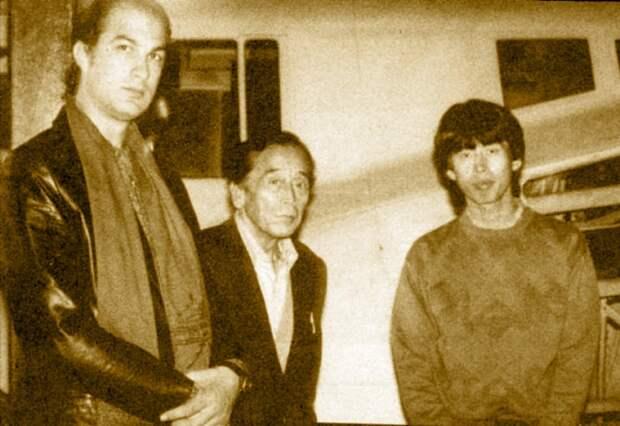 Каратист, музыкант и почти монгол: 6 любопытных фактов о Стивене Сигале