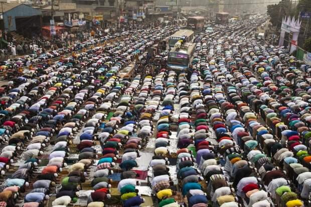 Самые массовые религиозные собрания в мире