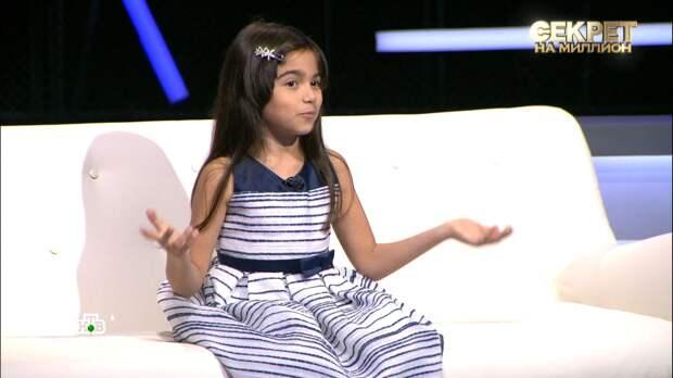 Внучка Елены Драпеко не хочет быть актрисой и сидит на диете