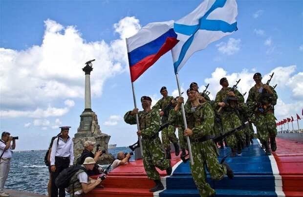 День ВМФ в Севастополе будет трезвым