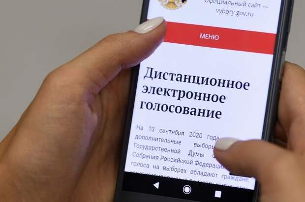 В ЦИК назвали регионы, где голосование на выборах 2021 года пройдет онлайн