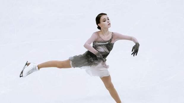 Щербакова: я пока целенаправленно не думала об олимпийском сезоне
