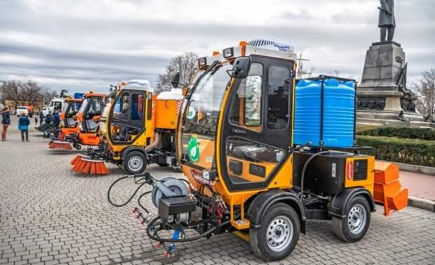Москва оплатит обновление коммунальной техники Севастополя