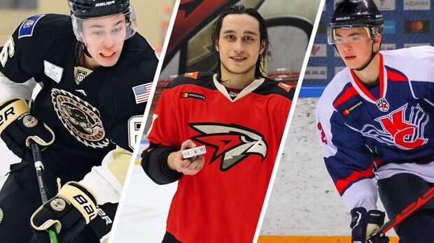 Русские хоккейные таланты вновь сбегают в Северную Америку. Но в этом году им нельзя этого делать
