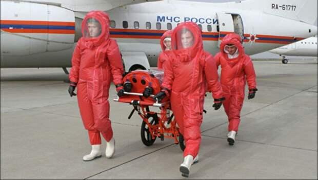А вы помните про Эболу?...