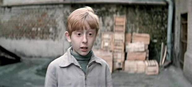 Рыжеволосый мальчуган Максим Пучков подавал большие надежды. Кадр из «Ералаша»