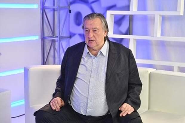 Для Александра Проханова пятая точка Волочковой оказалась страшнее ГУЛАГа