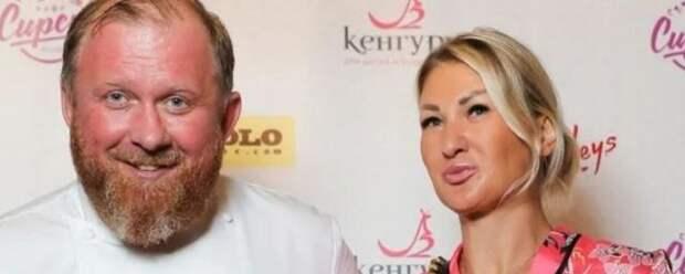 Экс-супруга Константина Ивлева рассказала о реакции детей на его уход из семьи