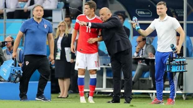 Черчесов назовет окончательный состав сборной России на Евро-2020 после матча с Польшей