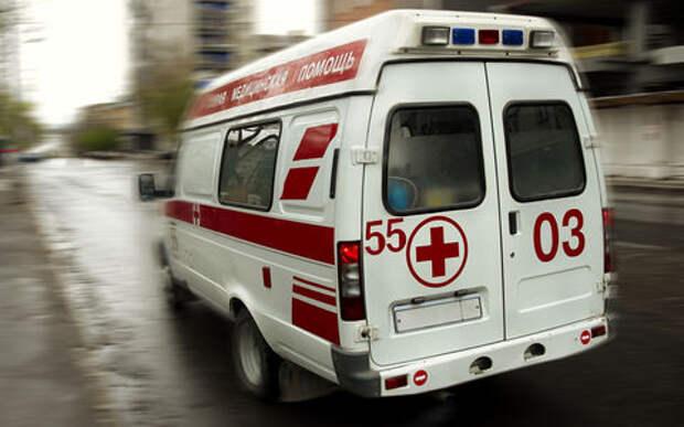 Пять человек погибли при лобовом столкновении