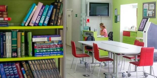 Автоматизированная библиотечная система облегчает жизнь столичным книголюбам