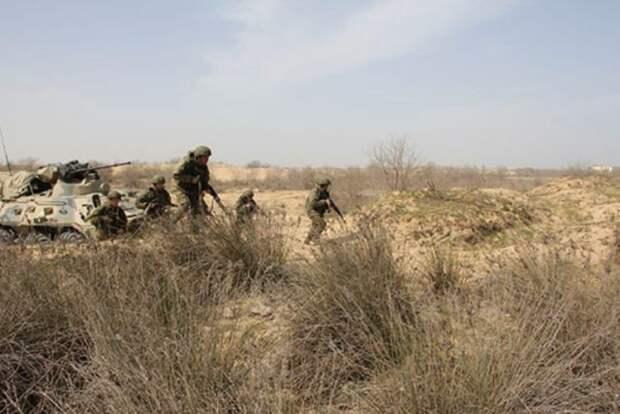 Российские военные инженеры прибыли на учения в Сербию