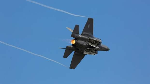 На Аляске стартуют масштабные учения ВВС США с участием истребителей F-35