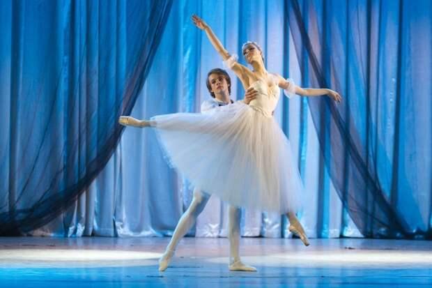 Театр танца «Марина» выступит в Культурном центре на улице Свободы