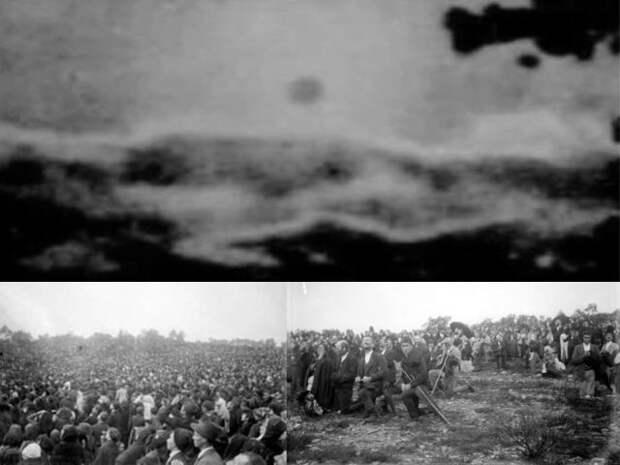 """""""Фатимские явления Девы Марии"""" в 1917 году были эффектной постановкой инопланетян"""