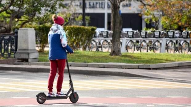 """Опасность самокатов для пешеходов обсудят в медиацентре """"Патриот"""""""