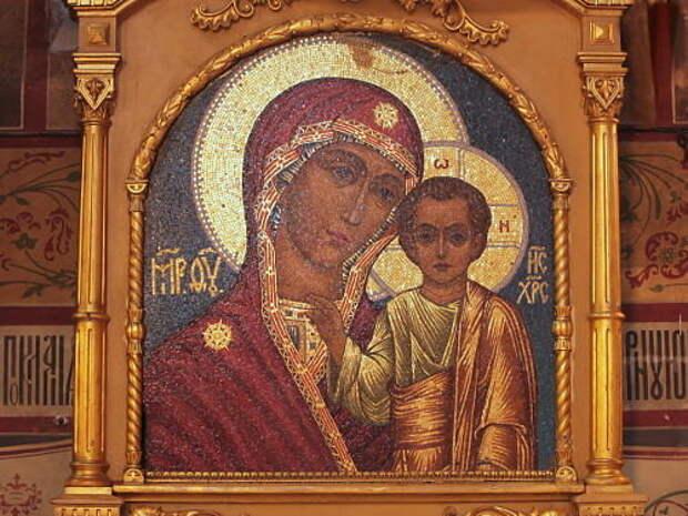 День Казанской иконы Божией Матери 21 июля 2017 года