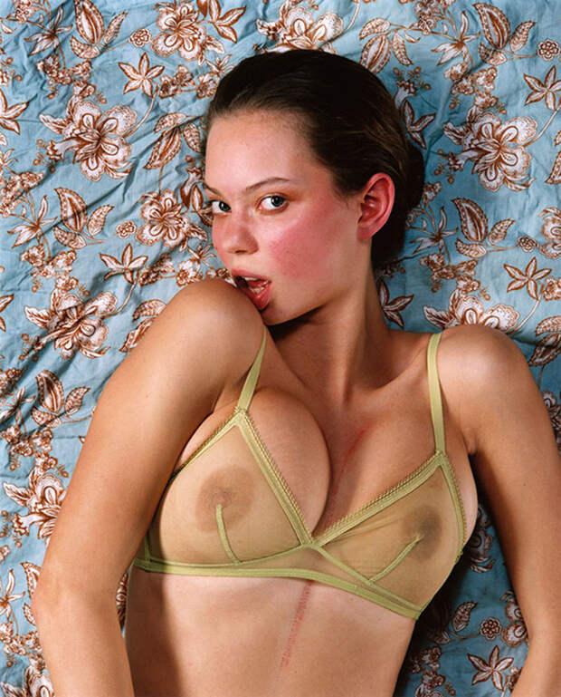 10 оргазмов Беттины Реймс
