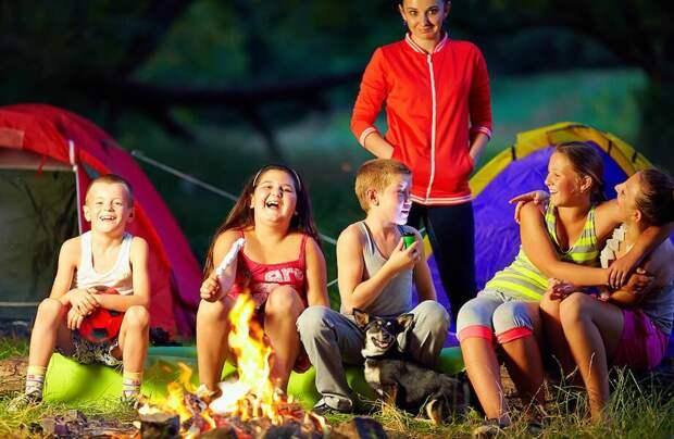 Топ-10 детских лагерей России