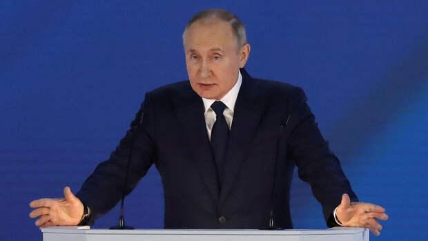 Путин рассказал, что будет с Россией после его ухода с поста президента