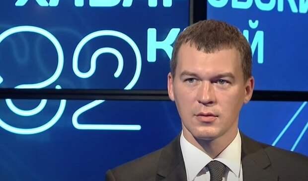 Михаил Дегтярев проконтролирует ликвидацию последствий потопа в Хабкрае