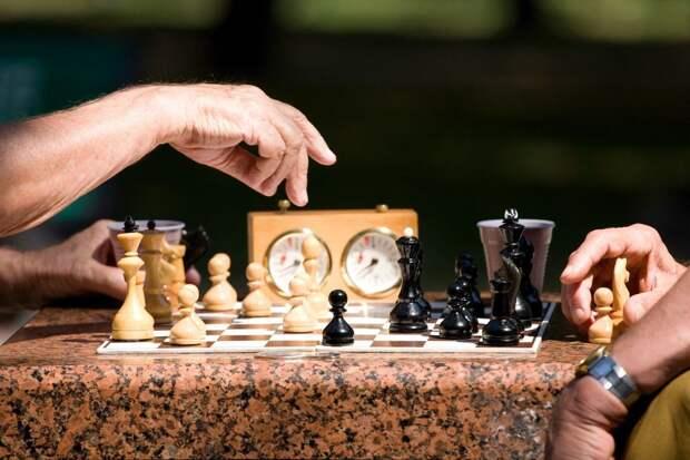 Молодой россиянин обыграл в шахматы чемпиона мира