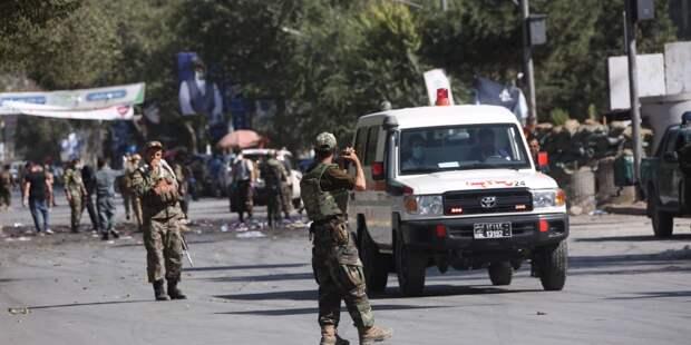 Нападение на миссию ООН совершено в Афганистане, погиб полицейский