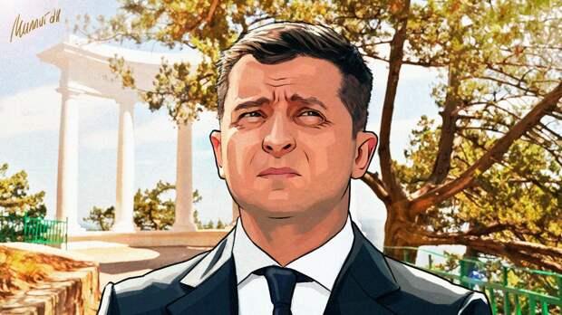 Депутат Рады Гончаренко предсказал бегство Зеленского в Россию