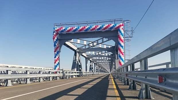 Отремонтированный Старый мост официально открыли в Барнауле