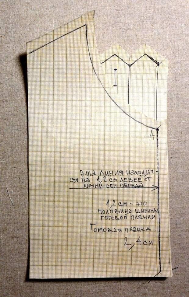 Оригинальный воротничок для стильной офисной рубашки 2