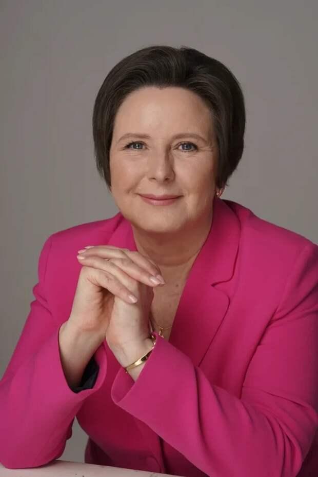 Светлана Разворотнева выдвинулась в Госдуму по 201 избирательному округу. Фото: Екатерина Бибикова