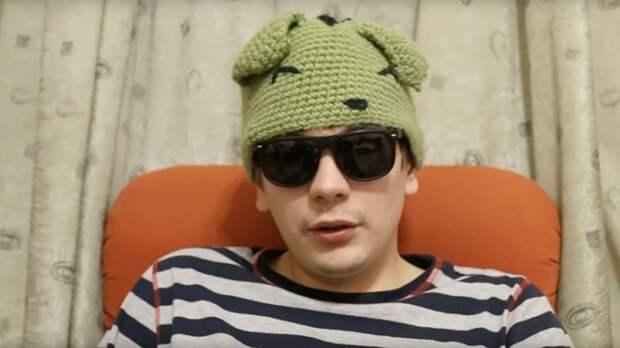 В Петербурге суд арестовал на семь суток рэпера Славу КПСС