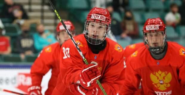России проиграла Канаде в финале юниорского чемпионата мира по хоккею