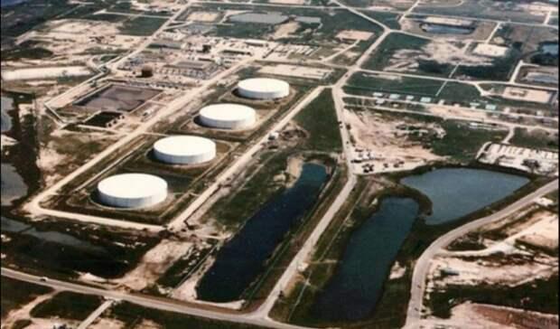 Запасы нефти вСША сократились на4,7млн баррелей— сильнее ожиданий