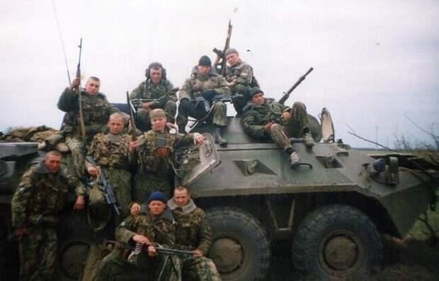 Вторая чеченская война - как погиб армавирский отряд спецназа?