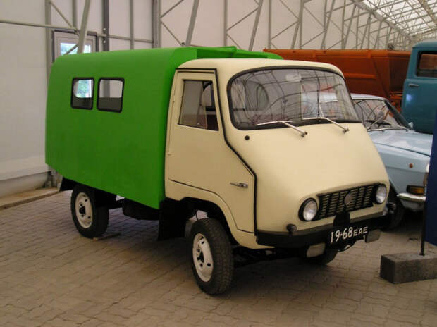Усовершенствованная модель имела грузоподъемность 600 тон и носила название ЭТ-600 / Фото: drive2.ru