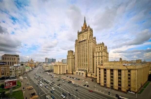 МИД России призвали ввести санкции против стран Балтии