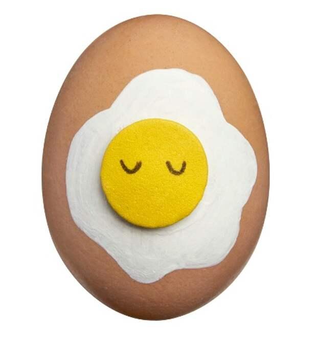 Несколько идей декора яиц на Пасху