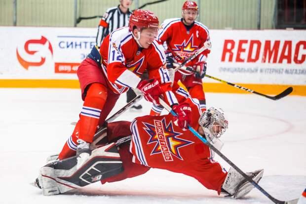 Хоккеисты «Ижстали» обыграли «Южный Урал» из Орска