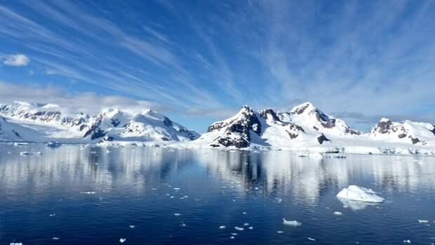 Американцы считают, что США проиграли конкуренцию РФ и КНР по Арктике