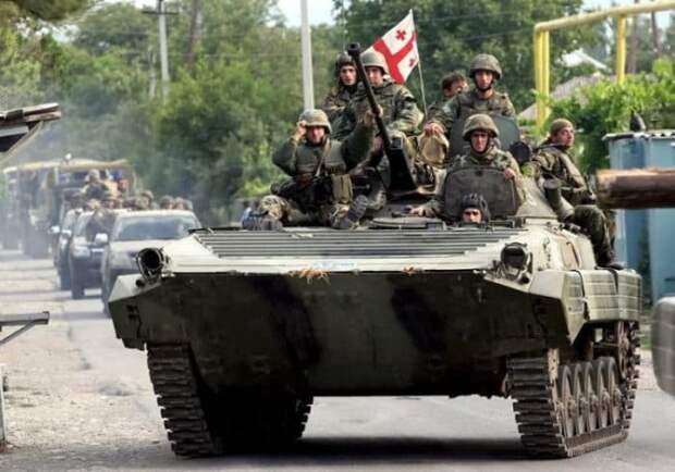 «Попер-получил!»: Владимир Путин рассказал о Пятидневной войне и разговоре с Саакашвили