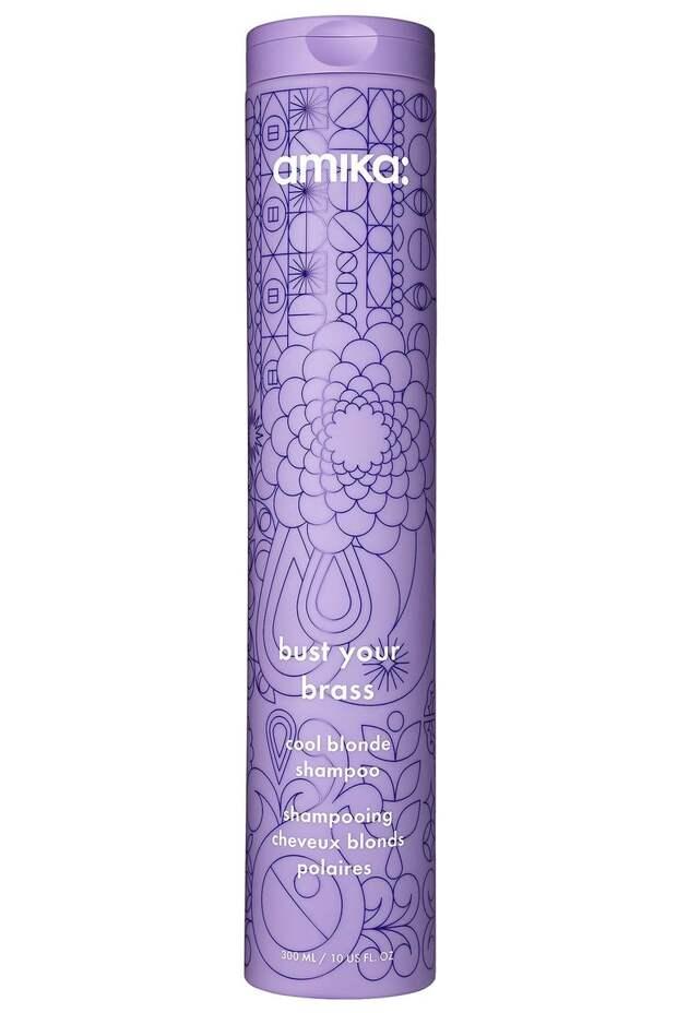 Только для блондинок: 11 лучших фиолетовых шампуней