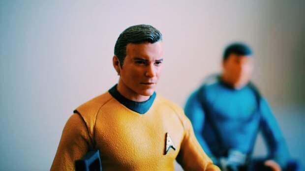 Легенда «Звёздного пути» Уильям «Кирк» Шетнер отправится в космос на Blue Origin. Актеру 90 лет