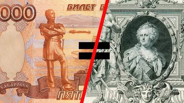 Почему сложно сравнивать цены в прошлом и сейчас