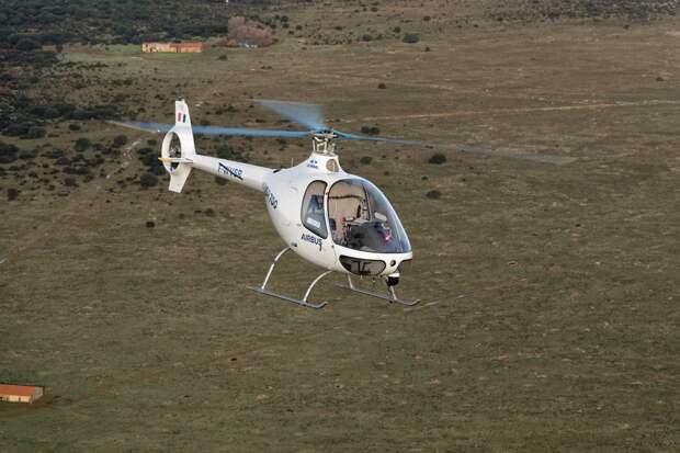 Airbus Helicopters провел первые летные испытания беспилотного вертолета