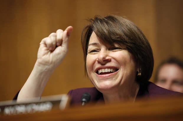 Klobuchar confident Congress can pass legislation targeting tech giants