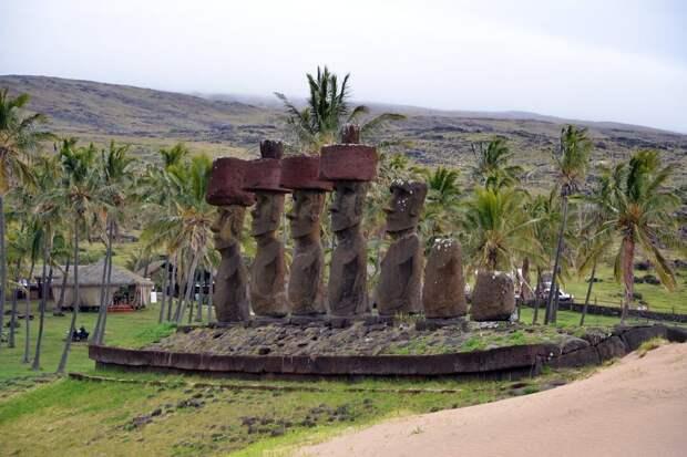 Установлена настоящая причина краха цивилизации острова Пасхи